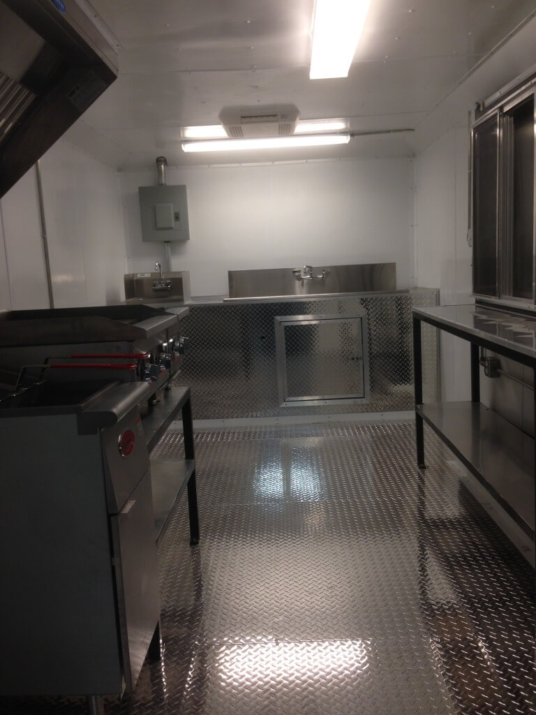 Mobile Kitchens and Food Trucks