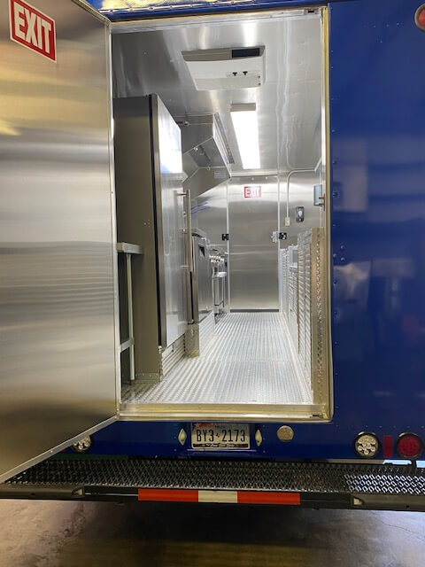 Quality Food Truck & Trailers